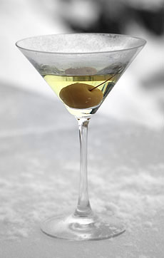 Riesling Apple Icewine Martini
